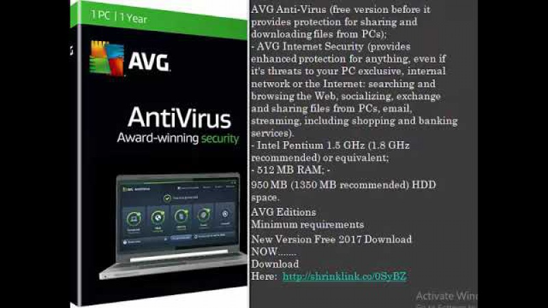 How to Download AVG Anti Virus FREE LifeTime For PC Full Version for 2018