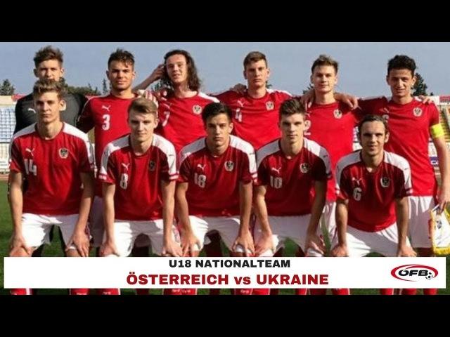 23.03.2018   U18   Österreich - Ukraine