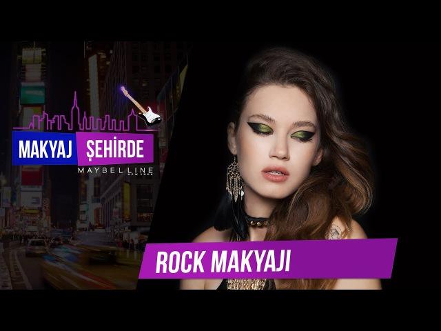 Rock Makyajı
