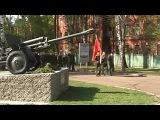 Марш 112 гвардейской новороссийской бригады