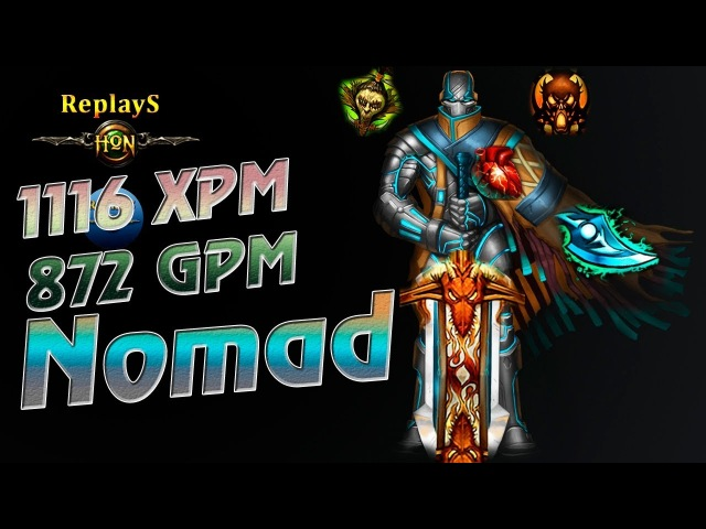 HoN - Nomad - Immortal - `paraiiax Diamond II