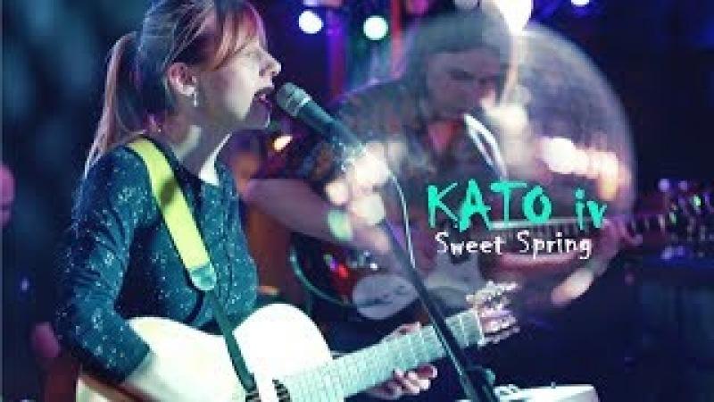 KATO iv - Sweet Spring @Jao Da, 3 feb 2018