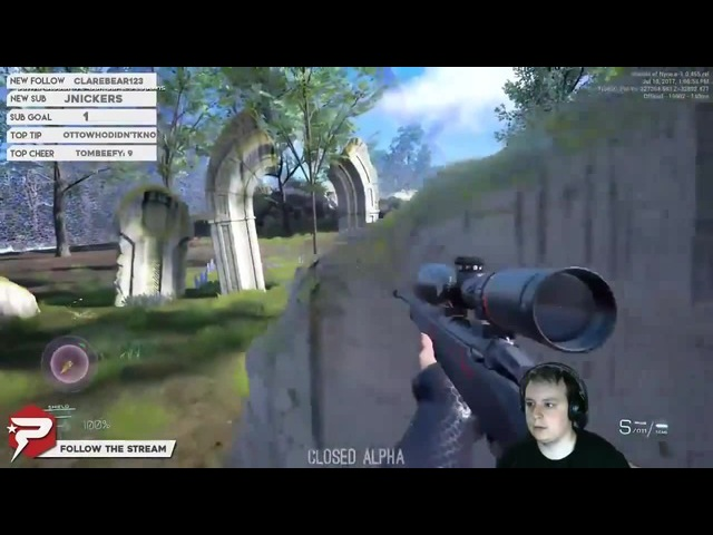 SNIPER WIN! Islands of Nyne Battle Royale Gameplay · coub, коуб