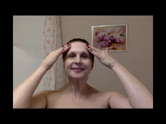 Лимфодренажный массаж лица со средствами Мэри Кэй, омолаживающий.