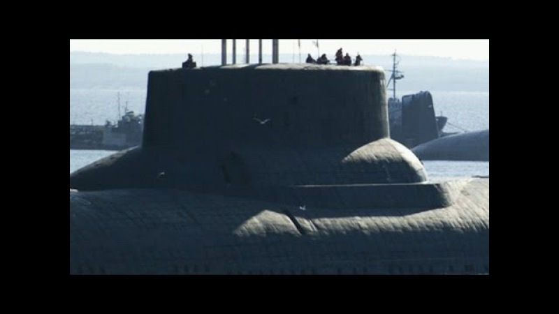GIANT SUB! World's BIGGEST, most POWERFUL most LETHAL SUBMARINES ever built! (TYPHOON CLASS!)