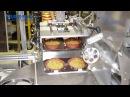 Запайка пластиковой тары плёнкой на автомате ПАСТПАК Р-05
