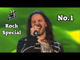The Voice - Best RockMetal Blind Auditions Worldwide (No.1)