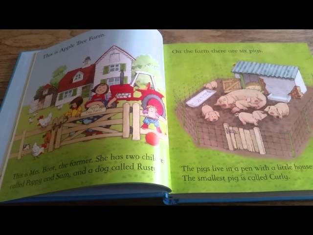 Complete Book of Farmyard Tales - Usborne Books More *dual reader*