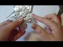 Tutorial decorazioni di Natale (riciclo creativo): STELLINE di alluminio -DIY christmas stars