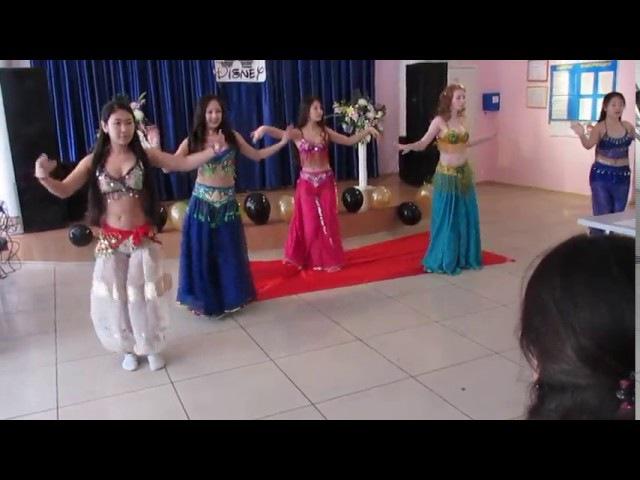 Восточный танец красавиц
