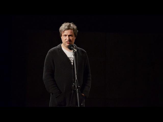 Антон Долин о критиках, «быдле» и арт-хаусе. Встреча в Великом Новгороде