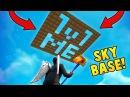 BEST SKY BASE TROLL EVER! Fortnite FAILS WINS 5