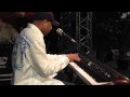 Frank McComb plays the Korg SV-1 Live at winter NAMM 2010