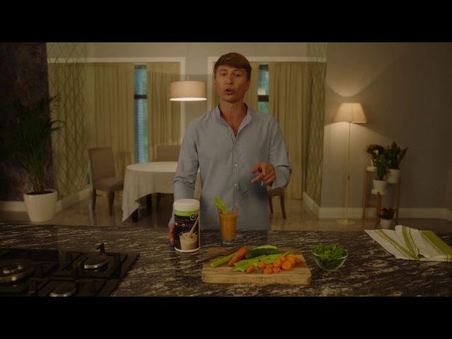 Вечерний Коктейль с Алексеем Ягудиным Сбалансированное питание Herbalife