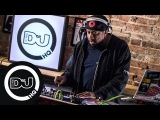 DJ Marky drum &amp bass set live from #DJMagHQ