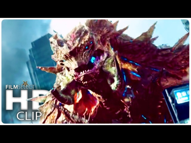 PACIFIC RIM 2: All NEW Clips Trailers (2018)