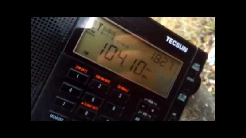 Tecsun PL-310ET vs Tecsun PL-680 (104,1 MHz Korsakov, Europa Plus Sakhalin)