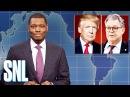 Weekend Update on Senator Al Franken - SNL