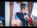 """Ведущий Андрей Мончаковский. Проведение конкурса """"Шуточный блиц-опрос"""""""
