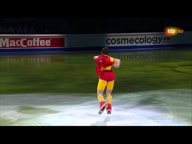 Javier Fernández. 2015 Figure Skating European Championships. Gala