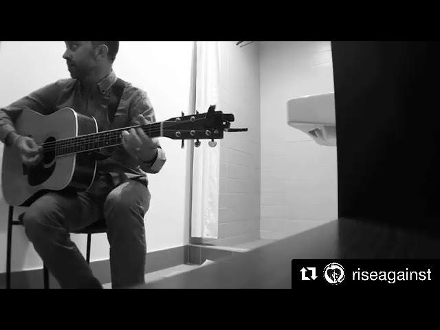 Tim McIlrath Faint Resemblance Rise Against acoustic