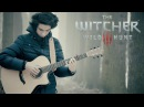 Believe - The Witcher OST (Fingerstyle Guitar Cover by Albert Gyorfi) [ TABS]