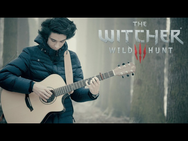 Believe - The Witcher OST (Fingerstyle Guitar Cover by Albert Gyorfi) [TABS]
