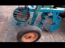 МТЗ-09 Картофелекопалка ККМ-2А доработка-1