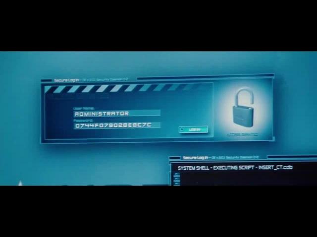 Ivan Vanko - hack the programm