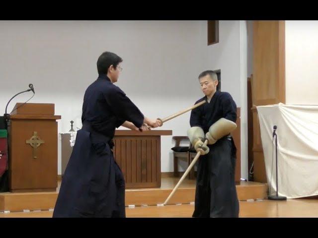 小野派一刀流 其ノ四 Onoha-Ittoryu kenjutsu Kendo 一刀流 Ittoryu