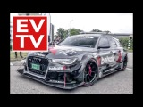BEST Audi RS6 moments!Quattro Family Nation