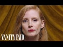 Jessica Chastain Twitches Her Nose Like Bewitched | Secret Talent Theatre | Glamour