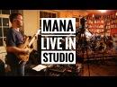 Martin Miller Tom Quayle - Mana (Janek Gwizdala) - Live in Studio