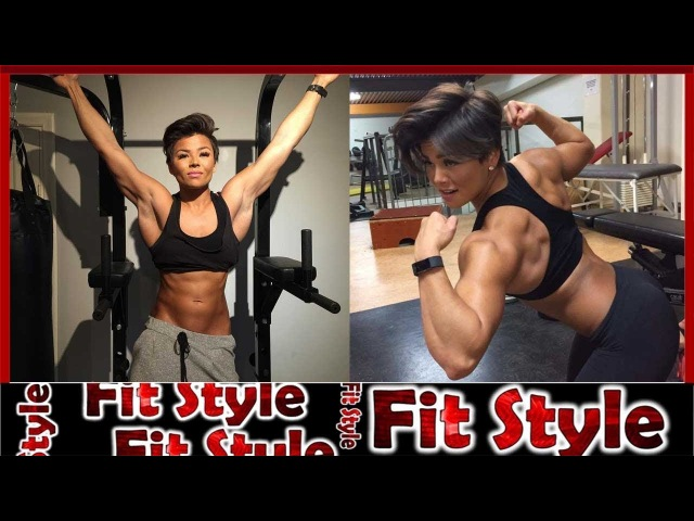 Sophie Arvebrink, Strong and Beautiful Girl, Amazing Training | Fit Style