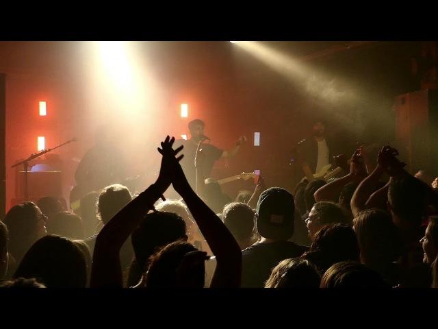 Blackout Problems - Black Coffee live at Strom München 10122016
