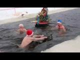Добрянские моржи открыли сезон 2018