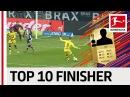 EA SPORTS FIFA 18 - Top 10 Bundesliga Finishers Batshuayi, Lewandowski, Reus More