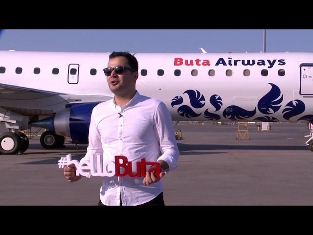 Buta Airways tanıtım çarxı