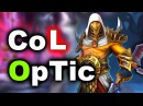 New OpTic ppd Team vs CompLexity NA Quals DotaPIT Minor DOTA 2