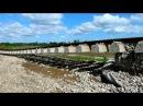 Barska pruga kod Lajkovca, 45 dana posle poplave