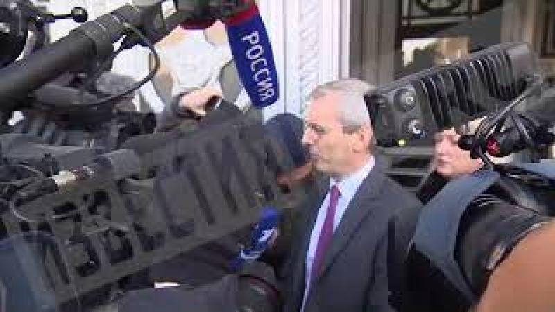 Посол Британии подтвердил, что проинформирован об ответных мерах России-17-03-18