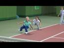 Школа тенниса - уроки тенниса разминка