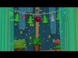 Жила-была Царевна - С Новым годом! Мультики для детей - Новогодние песни