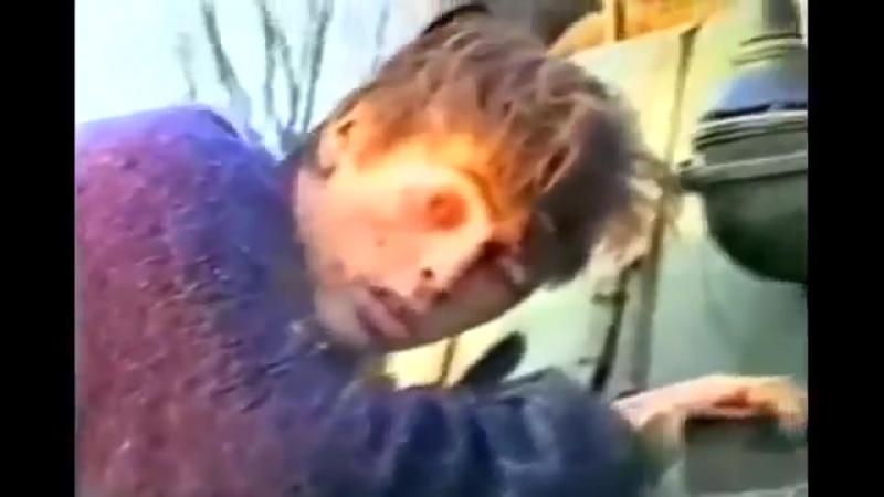 Денис Смертин, помощник Гелаева в Чечне.Denis Smertin, pomoschnyk Helaeva in Che