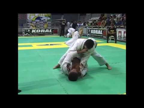 Marcelo Garcia vs Demian Maia: Brasileiro 2006