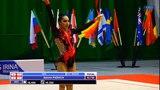 Salome Pazhava - Ribbon AA - Irina Cup 2018