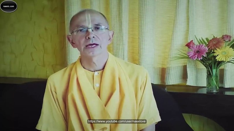 Бхакти Вигьяна Госвами Махарадж (Вадим Тунеев) - Значение положения тела в практике джапа медитации