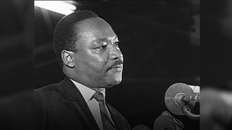 В Нью-Йорке прозвучала последняя речь Мартина Лютера Кинга