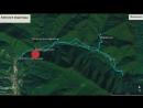 Ореховский водопад - Ажекские водопады - слияние рек Сочи и Ац