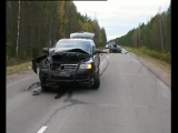 8 человек погибло в аварии